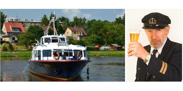 Projížďka osobní lodí z Týna nad Vltavou