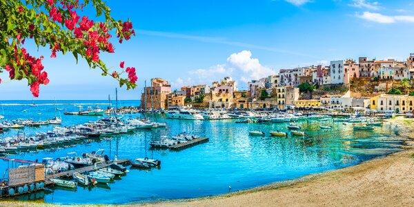 Sicílie, Řím i Neapol s dopravou a ubytováním