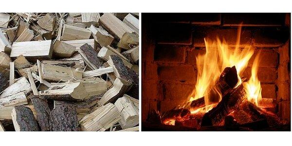Nejlevnější palivové dřevo - smrk nebo borovice - poslední akce této sezóny