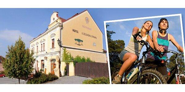 Dovolená v Nepomuku na 3-6 dní. Cyklistika i hrady!