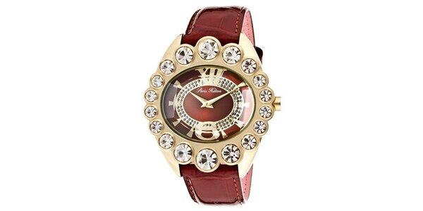 Dámske hodinky Paris Hilton CROWN