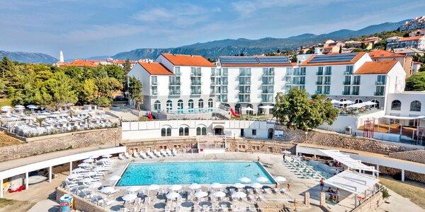 Rodinný pobyt na Istrii: bazény, wellness a jídlo
