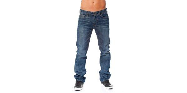 Pánské modré džíny Guess
