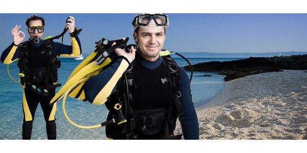 Potápěčský kurz v Chorvatsku