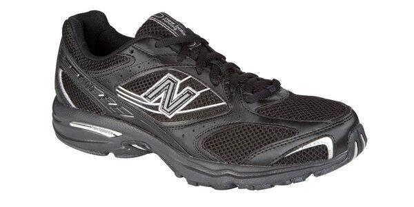 Pánská černá sportovní obuv New Balance