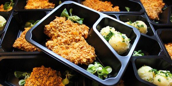 Krabičková strava: 2 programy, různý přísun kalorií
