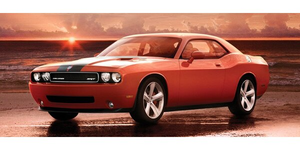 Americké legendy - Ford Mustang a Dodge Challenger