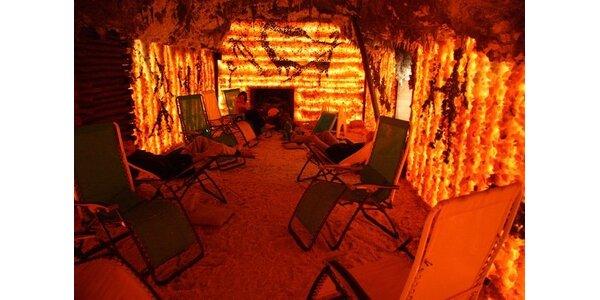 Dva nebo pět vstupů do solné jeskyně