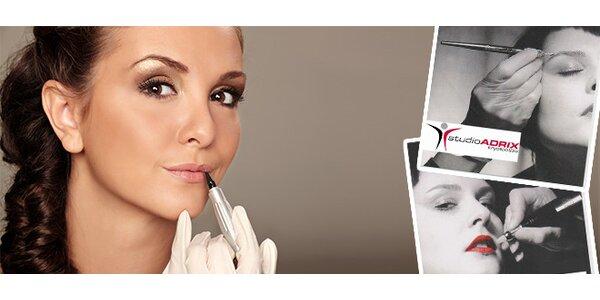 Permanentní make-up-metoda TAFFY a ODED Nová revoluční metoda