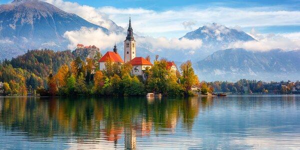 Busem po Slovinsku: 5 nocí, polopenze, průvodce