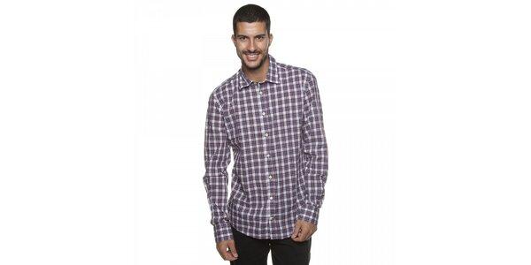 Pánská kostkovaná košile Armand Basi