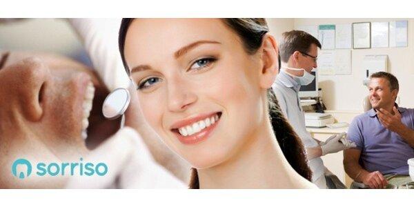 Komplexní dentální hygiena na luxusní klinice