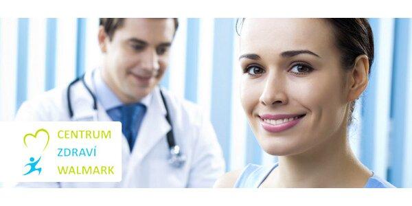 Kompletní diagnostika těla - darujte zdraví