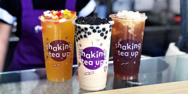 Bubble tea v Jungmannce: 700ml drink dle výběru