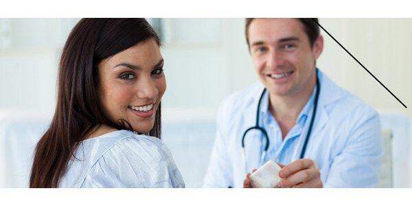90minutová diagnostika těla přístrojem DIACOM