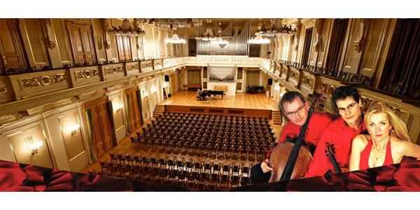 Novoroční koncert operních hvězd v Brně