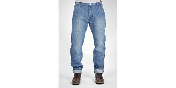 Pánské světle modré džínové kalhoty Judge and Jury