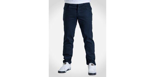 Pánské námořnicky modré kalhoty Skank