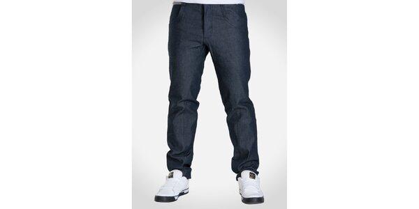 Pánské tmavě modré džíny Skank
