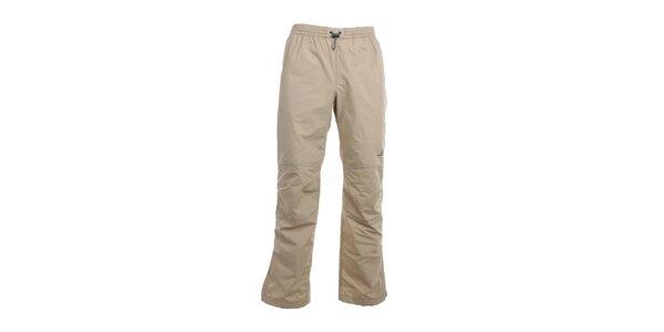 Pánské béžové kalhoty do gumy Hannah
