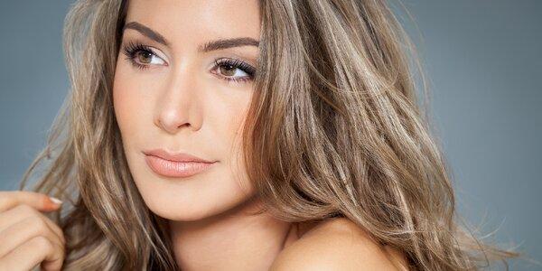 Střih pro všechny délky vlasů i možnost melíru