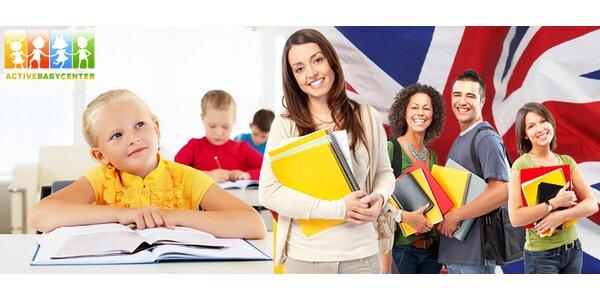 Kurz angličtiny pro děti i dospělé