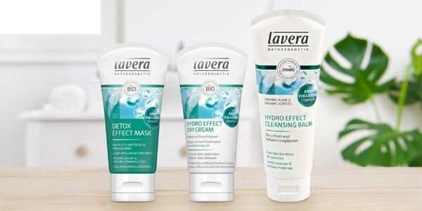 Kosmetický balíček přírodní a bio kosmetiky Lavera