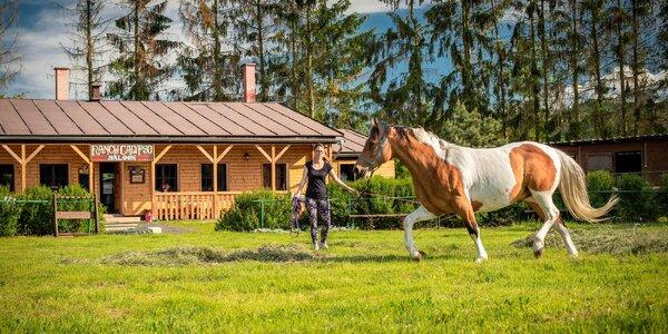 Víkend plný zážitků: 3denní fotokurz na ranči