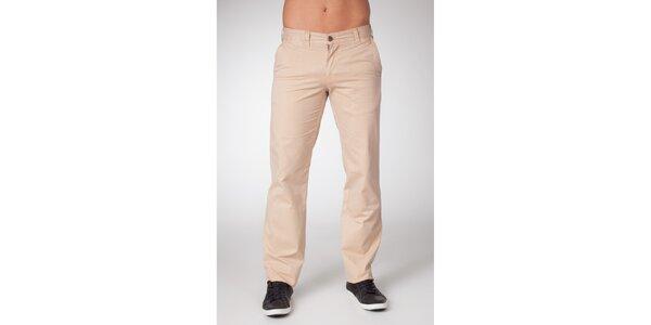 Pánské pískové chino kalhoty Bendorff