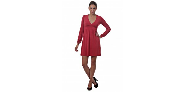 Dámské červené šaty Miss Sixty