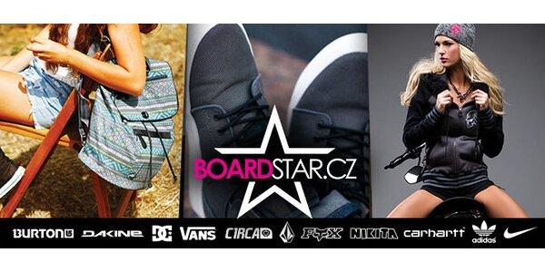 30% sleva na nákup v BoardStar.cz