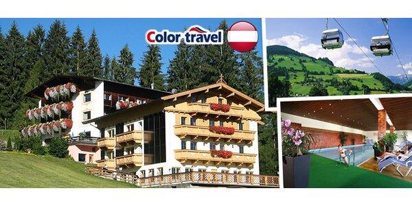 3 noci se snídaní v penzionu v Rakouském Tyrolsku