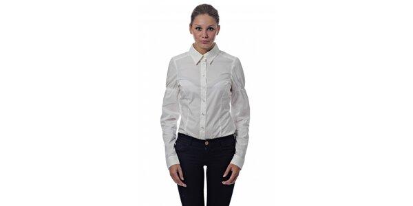 Dámská bílá košile Miss Sixty