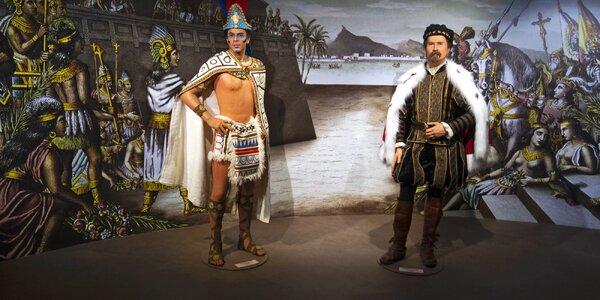 Muzeum čokolády vč. VR filmu pro děti i dospělé