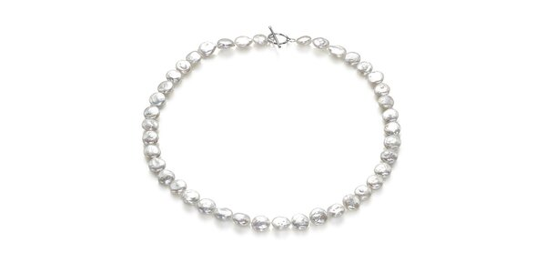 Perleťový náhrdelník Orchira