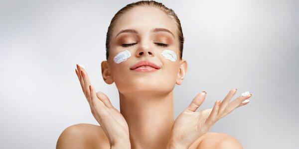 Kosmetické ošetření dle výběru vč. Shiatsu
