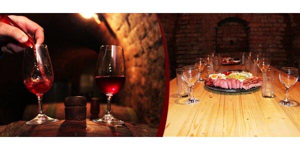 2 noci v Podyjí spojené s ochutnávkou a výrobou vína