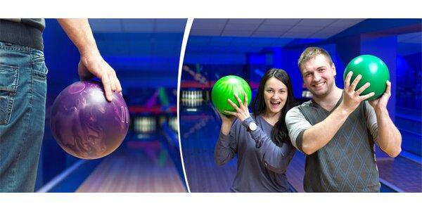 Hodina bowlingu v Bowling Horní Planá až pro 8 hráčů