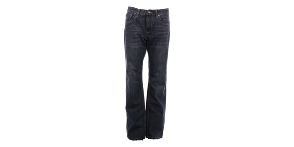 Pánské šedo-modré džíny Exe Jeans