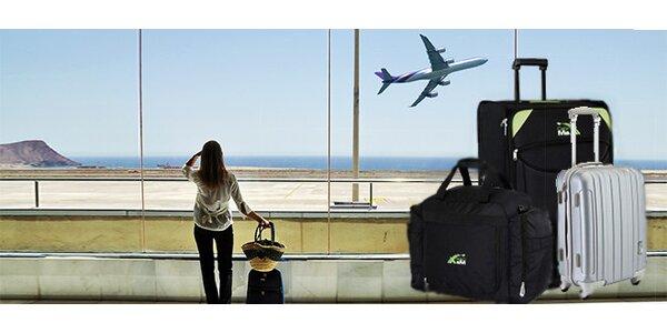 Cestovní zavazadla Cabin Max