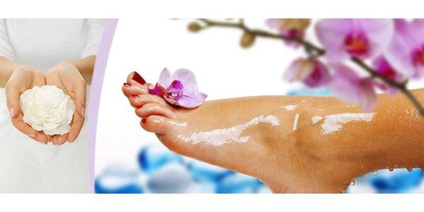 Parafínový zábal na ruce nebo nohy