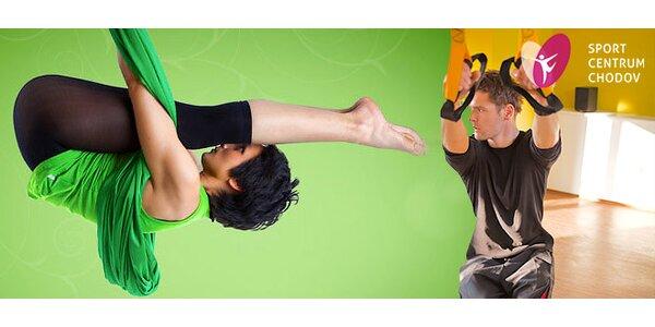 3 tréninky dle výběru v novém fitness Sport Centrum Chodov!