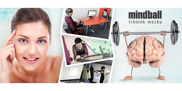 Trénink mozku pro dva - mindball a další aktivity