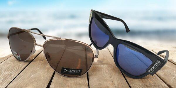 Polarizační brýle nejen pro sportovce a řidiče