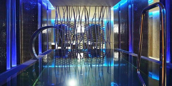 Hotel na Seči s polopenzí, bazénem i wellness