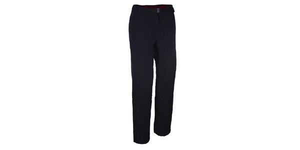 Pánská černé funkční kalhoty Envy s páskem