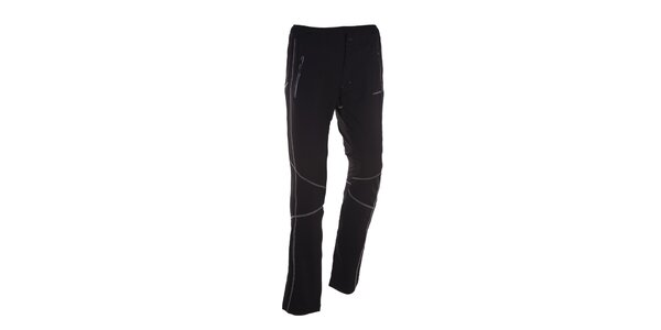 Pánské černé sportovní kalhoty Envy