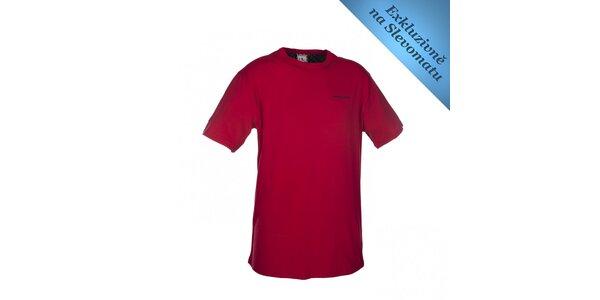 Pánské červené tričko s logem Envy