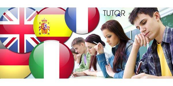 Last minute kurzy v jazykové škole TUTOR!