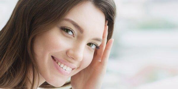 Chemický peeling, mezoterapie i kosmetika